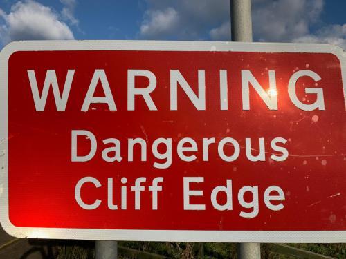Dangerous Cliffs!