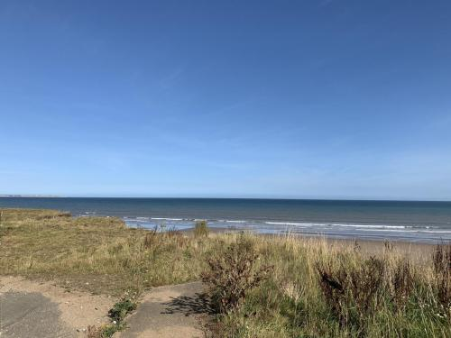Barmstone Beach Looking North